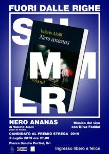 Presentazione Nero Ananas Itri