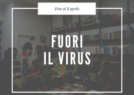 FUORI IL VIRUS - APPUNTAMENTI ON LINE