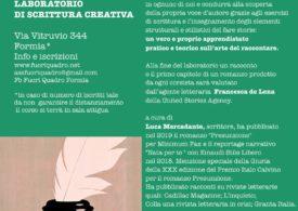 """""""Catrame"""": il laboratorio di scrittura creativaa cura di Luca Mercadante"""